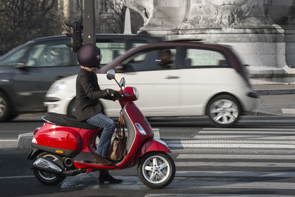 Scooter et Transports Urbains