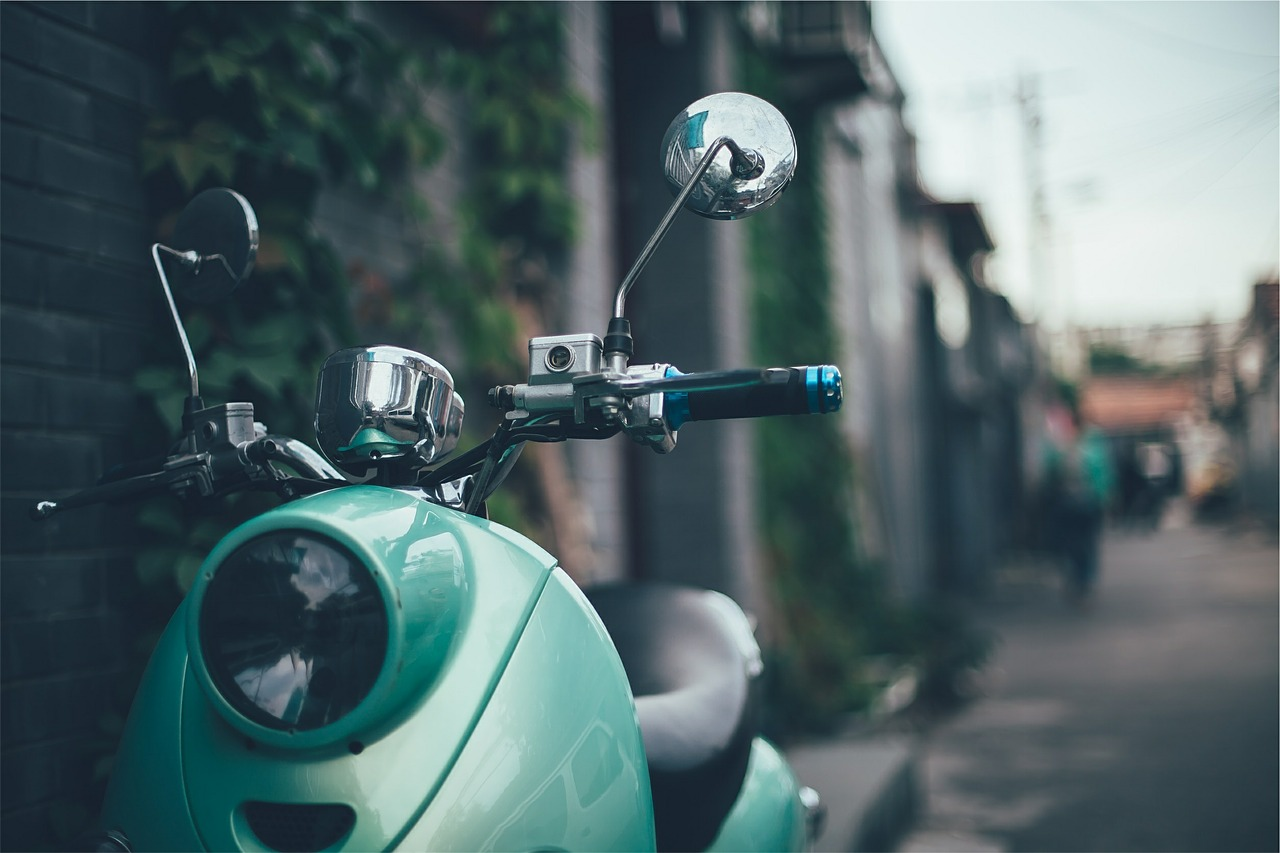 Acheter son premier scooter